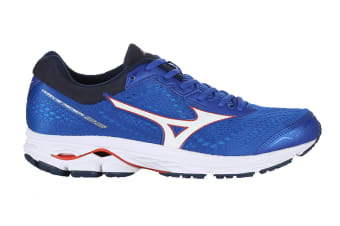 Mizuno Men's WAVE RIDER 22 Running Shoe (Blue)