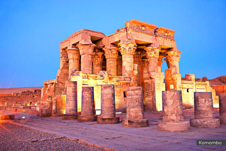 EGYPT: 10 Day Cairo & Nile Cruise Plus Hurghada Red Sea Package for One