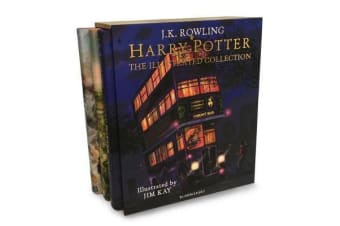 Harry Potter - The Illustrated Collection - Three magical classics