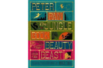 Illustrated Classics Boxed Set - Peter Pan, Jungle Book, Beauty and the Beast