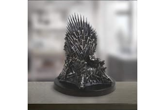 Official Game Of Thrones Replica 4 Inch Iron Throne