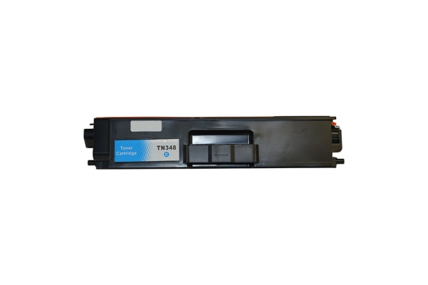 TN-348 Cyan Super High Yield Generic Toner