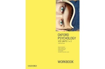 Oxford Psychology Units 1+2 Workbook
