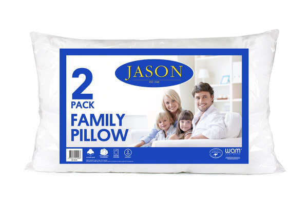 Jason Anti-Bacterial Mattress Topper (Single) with BONUS Pillow Pack