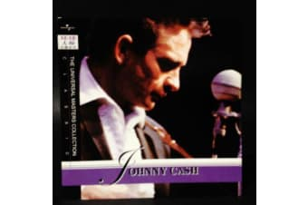 JOHNNY CASH The Universal Masters: Asia Release BRAND NEW SEALED MUSIC ALBUM CD