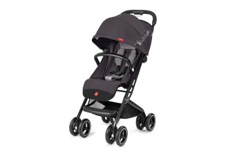 Goodbaby Qbit+ Stroller Silver Fox Grey