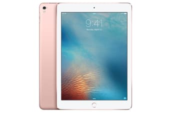 [Good Condition - Pre Owned] Apple iPad Pro 9.7 WiFi + Cellular 32GB - Rose Gold