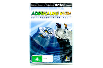 Adrenaline Rush The Science Of Risk Region All - Series Region All DVD NEW