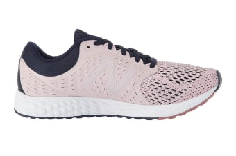 New Balance Women's Fresh Foam Zante v4 Shoe (Light Pink, Size 9)