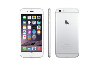 Apple iPhone 6 128GB Silver -  Excellent Condition
