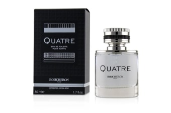Boucheron Quatre EDT Spray 50ml/1.7oz