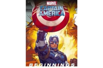 Marvel - Captain America Beginnings