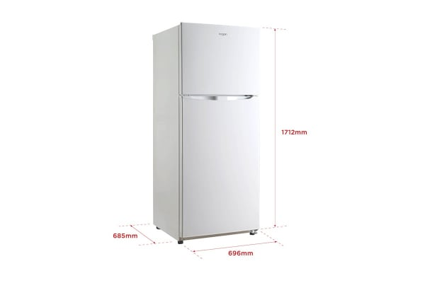 Kogan 400L Top Mount Refrigerator