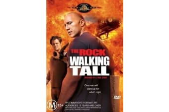 Walking Tall - Rare- Aus Stock DVD PREOWNED: DISC LIKE NEW