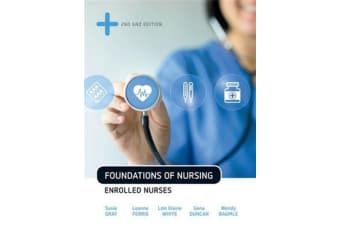 Foundations of Nursing - Enrolled Nurses with Online Study Tools 24 month s