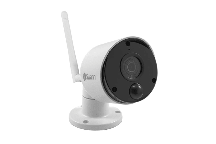 Swann 4 Channel 1080p Wireless Security System With Wi-Fi Thermal Sensing Cameras (SWNVK-490SD4-AU)