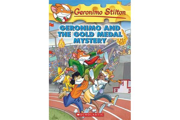 Geronimo and the Gold Medal Mystery