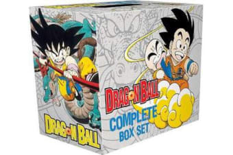 Dragon Ball Complete Box Set - Vols. 1-16 with premium