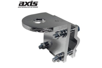 AXIS Aluminium Antenna Mirror Mount Roof 4 Bolts Nuts Included