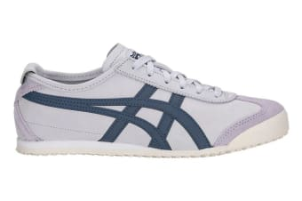 Onitsuka Tiger Mexico 66 Shoe (Lilac Opal/Midnight Blue, Size 5)