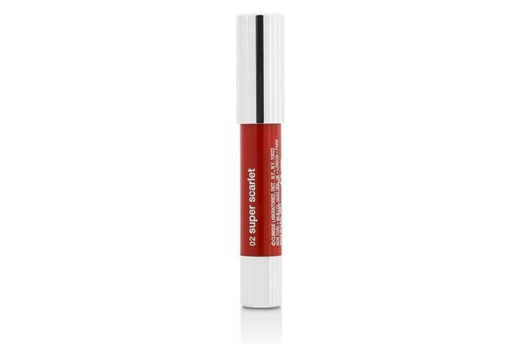 Clinique Chubby Plump & Shine Liquid Lip Plumping Gloss - #02 Super Scarlet 3.9g/0.13oz