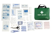 Emergency First Aid Kit (210 Piece)