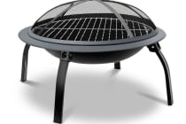 Portable Foldable Outdoor Fire Pit Fireplace 30 Inch