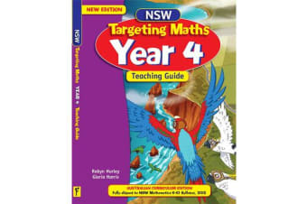 NSW Targeting Maths - Australian Curriculum Edition: Year 4 Teaching Guide