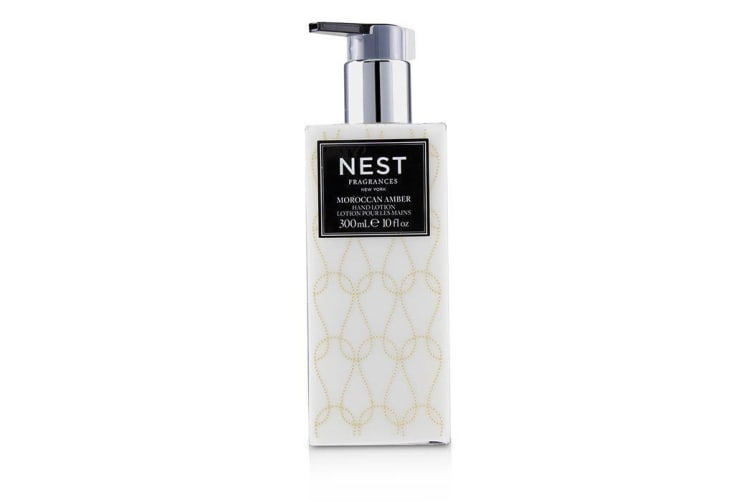 Nest Hand Lotion - Moroccan Amber 300ml