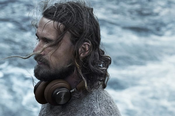 B&O Beoplay H7 Over-Ear Headphones (Cocoa Brown)