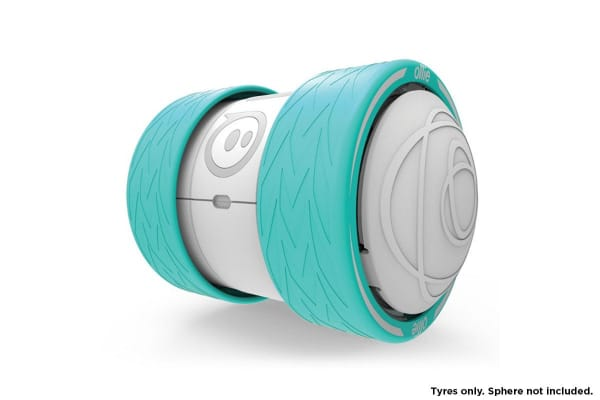 Sphero Ollie Turbo Tyres (Teal)