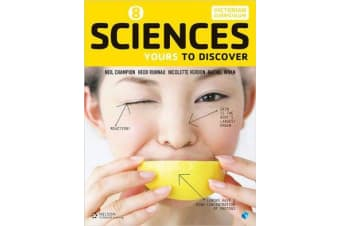 Sciences 8 - Yours to Discover (Student Book with 4 Access Codes)