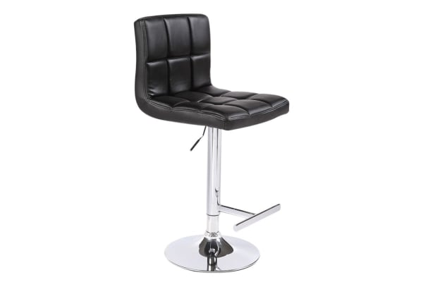 Set of 2 Max Barstools (Black)