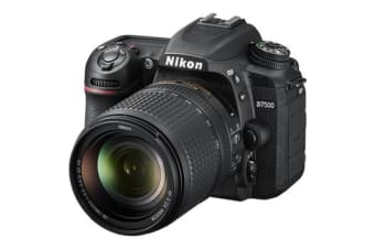 New Nikon D7500 20MP Kit (18-140mm) Digital SLR Camera (FREE DELIVERY + 1 YEAR AU WARRANTY)