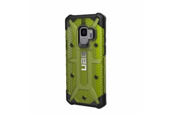 UAG Plasma Case for Galaxy S9 (Citron)