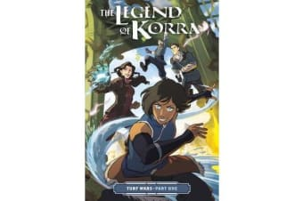 Legend Of Korra, The - Turf Wars Part One