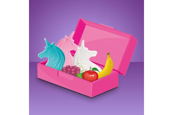Reusable Unicorn Ice Packs Set of 4 | Ideal For Lunch Bags & Boxes!