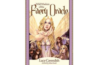 Wild Wisdom of the Faery Oracle - Oracle Card and Book Set