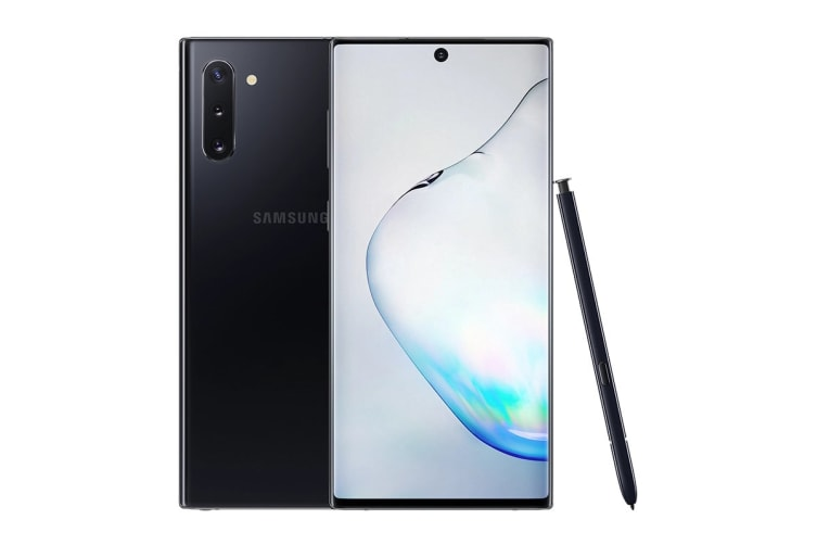 Samsung Galaxy Note10 5G Dual SIM (256GB, Aura Black)