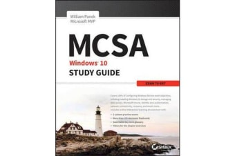 MCSA Microsoft Windows 10 Study Guide - Exam 70-697