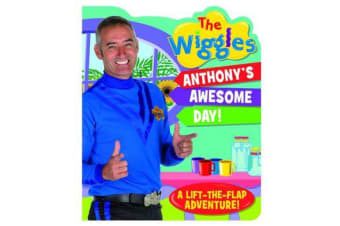 Wiggles Shaped Board Book - Anthony's Awesome Day!