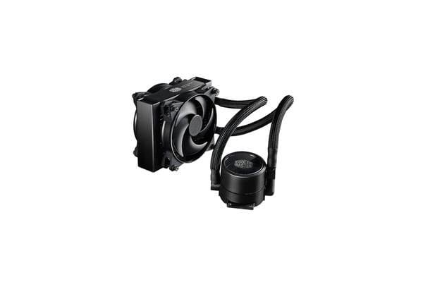 Cooler Master MasterLiquid Pro 140 All in One Watercooling dual 120 fans - Performance extra large