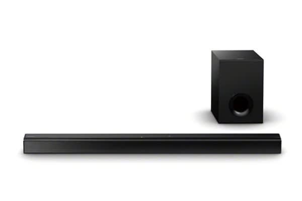 Sony 2.1 80W Channel Sound Bar with Subwoofer (HTCT80)