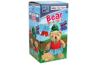 Make Your Own Bear Dress ups