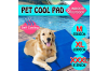 Pawz 50x40cm Summer Cool Gel Self Cooling Mat Bed Pad Comfort Pets Dog Cat Bed  -  50x40cm50x40cm