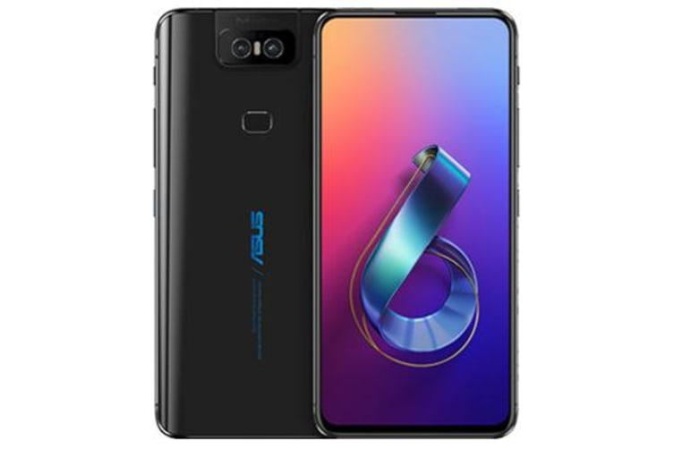 New ASUS Zenfone 6 ZS630KL Dual SIM 256GB 8GB RAM 4G LTE Smartphone Black (FREE DELIVERY + 1 YEAR AU WARRANTY)