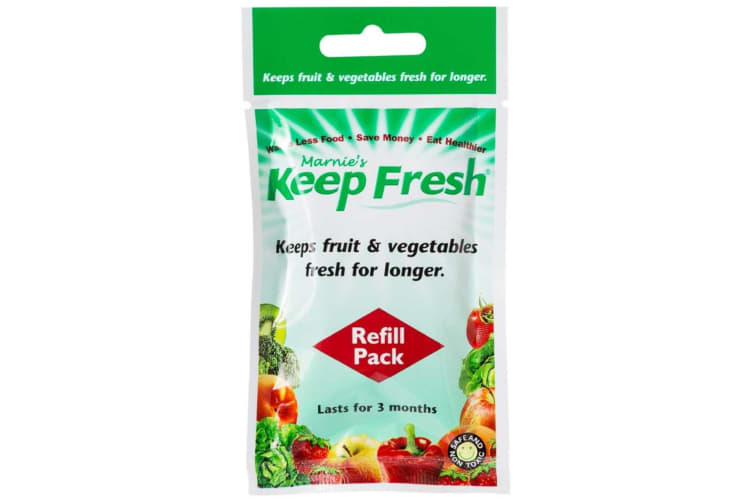 Marnie's Keep Fresh Fruit And Vegetable Saver Refill Pack