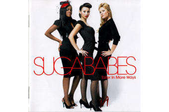 Sugababes ‎– Taller In More Ways BRAND NEW SEALED MUSIC ALBUM CD - AU STOCK