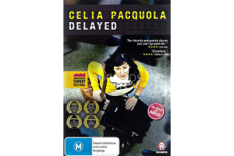CELIA PACQUOLA DELAYED - Region All Rare- Aus Stock DVD NEW