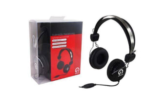 Shintaro Stereo Headset with Inline Mic Also suitable for children with smaller heads